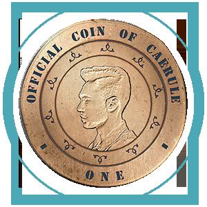 Caerule Coin