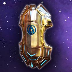 AlterVerse Prismatic Shield MV Skin